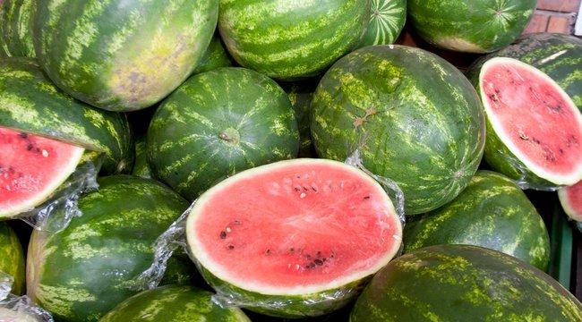 Pikkelysömör kezelése görögdinnye
